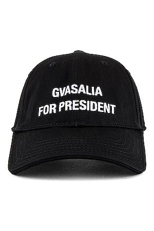 Vetements Men Hats - Gvasalia For President in