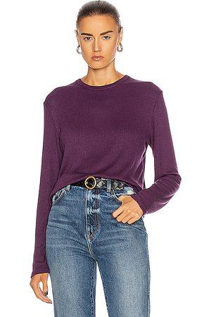 SABLYN Women Long Sleeve - Ryder Long Sleeve Top in Bordeaux