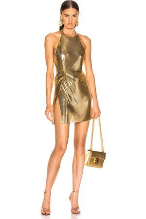 FANNIE SCHIAVONI Women Sleeveless Dresses - Alicia Dress in 18K