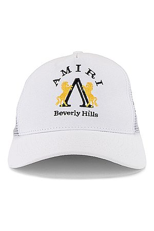 AMIRI Men Hats - Beverly Hills Trucker Hat in