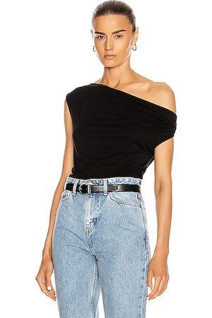 ENZA COSTA Women Strapless Tops - Silk Jersey Off Shoulder Top in
