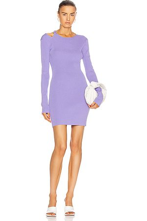 Helmut Lang Women Casual Dresses - Ring Dress in Voltaic