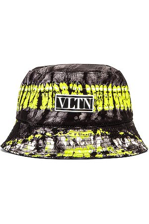 VALENTINO Reversible Bucket Hat in & Fluo &