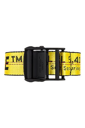 OFF-WHITE Classic Industrial Belt in &