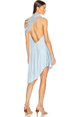 Cult Gaia Women Sleeveless Dresses - Flo Dress in Sky