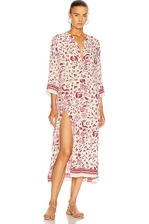Natalie Martin Women Evening Dresses - Isobel Dress in Wildflower Rose