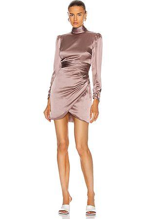 Cinq A Sept Nancy Dress in Desert Rose