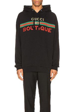 Gucci Men Hoodies - Pullover Hoodie in & Multicolor