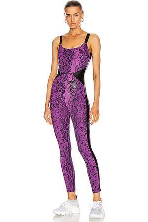 Dundas Women Bodies - For FWRD All in One Bodysuit in & Python Print
