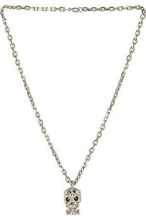 OFF-WHITE Punk Necklace in Metal