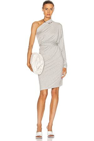 Norma Kamali All In One Dress in Light