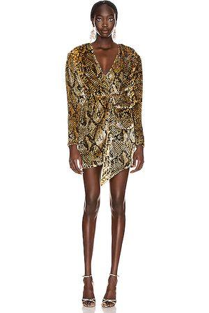 Retrofete Women Printed Dresses - Eleanor Dress in Snake