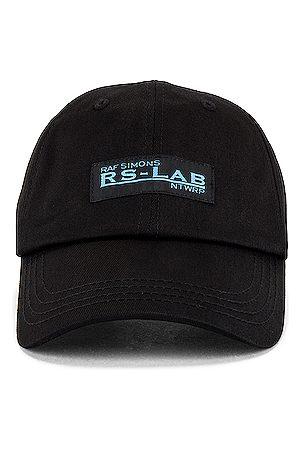 RAF SIMONS RS Lab Cap in