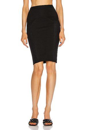 FLEUR DU MAL Women Accessories - Garter Seam Skirt in