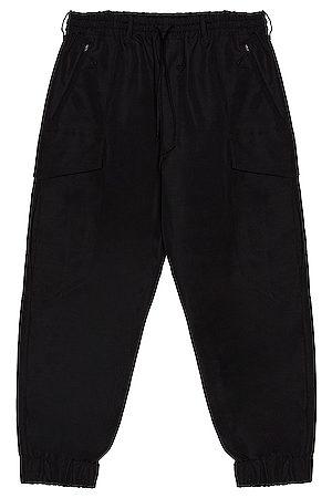 Y-3 Winter Nylon Cargo Pants in