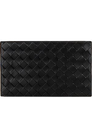 Bottega Veneta Men Toiletry Bags - Pouch in Nero