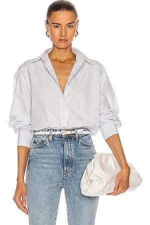 NILI LOTAN Women Long sleeves - Yorke Shirt in & Stripe