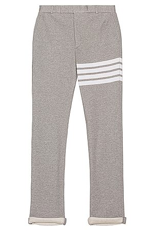 Thom Browne Men Chinos - Unconstructed Chino Pant in Light
