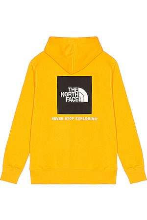 The North Face Men Hoodies - Box NSE Pullover Hoodie in Summit