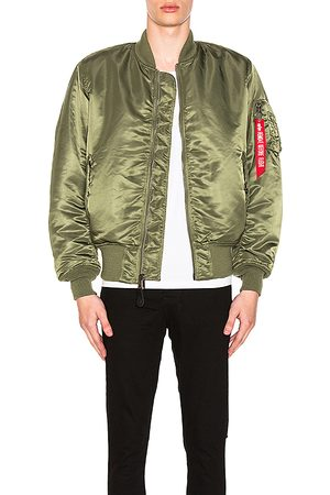 Alpha Industries MA-1 Blood Chit Bomber Jacket in .
