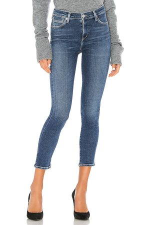 Citizens of Humanity Rocket Crop Mid Rise Skinny in .