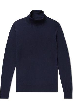 William Lockie Slim-Fit Cashmere Rollneck Sweater