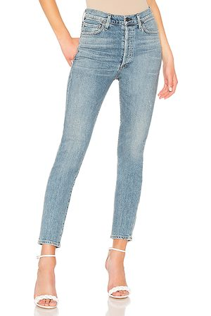 Citizens of Humanity Olivia High Rise Slim Ankle in .