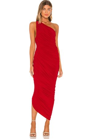 Norma Kamali Diana Gown in .