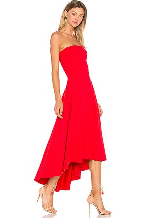 Susana Monaco Strapless Hi Low Dress in .