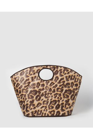 Urban Women Tote Bags - Carry All Bag - Bags (Leopard) Carry All Bag