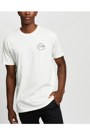 Crate Snakes & Fakes T Shirt - T-Shirts & Singlets (Sand) Snakes & Fakes T-Shirt