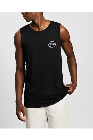 Crate Snakes & Fakes Muscle Singlet - T-Shirts & Singlets Snakes & Fakes Muscle Singlet