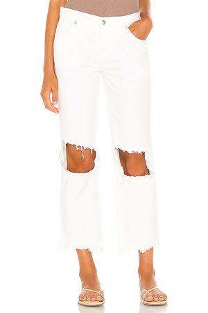 Free People Maggie Mid Rise Straight.