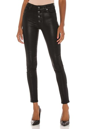 Paige Hoxton Ultra Skinny With Exposed Buttonfly.