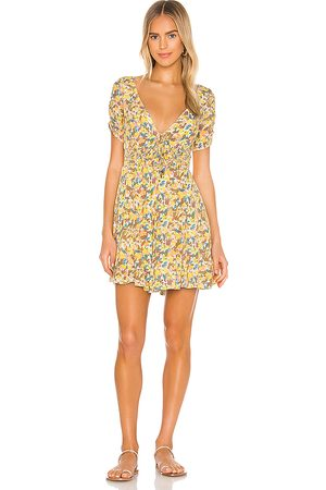 Free People Forget Me Not Mini Dress in .