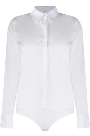 Wolford London effect shirt body