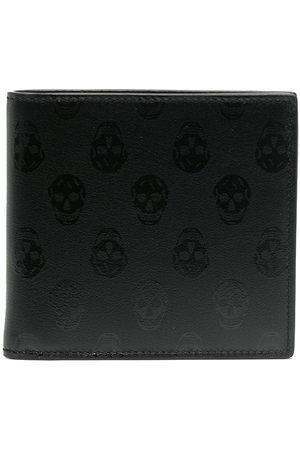 Alexander McQueen Skull-print wallet