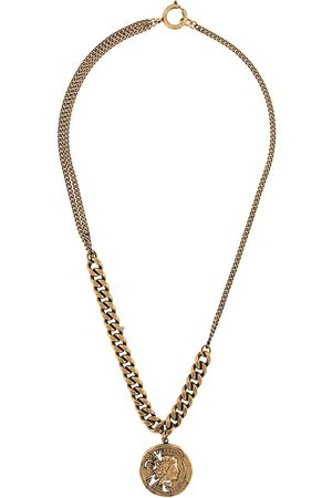 Acne Studios Vintage coin pendant necklace