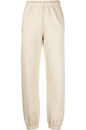 OFF-WHITE Diag tapered track pants