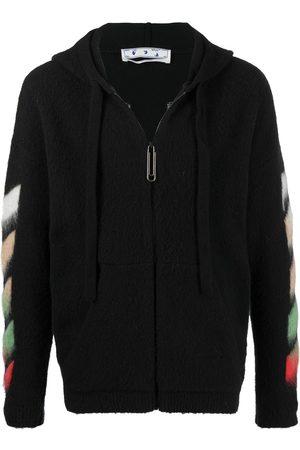 OFF-WHITE Diag arrow logo hoodie
