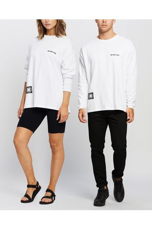 Onitsuka Tiger Long Sleeved Graphic Tee Unisex - T-Shirts & Singlets (Real ) Long Sleeved Graphic Tee - Unisex