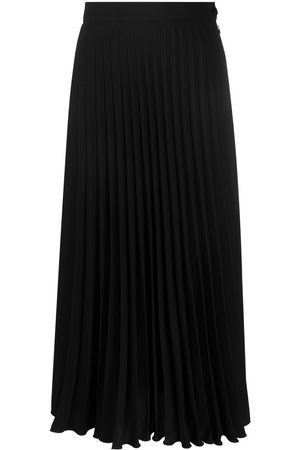 MM6 MAISON MARGIELA High-waist pleated skirt