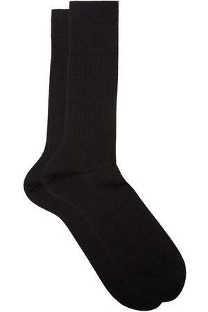 Falke No.2 Finest Cashmere-blend Socks - Mens