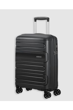 American Tourister Sunside Spinner 55 20 Expandable - Travel and Luggage Sunside Spinner 55-20 Expandable