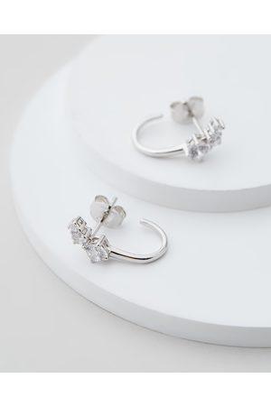 Jackie Mack Women Earrings - Bright Earrings - Jewellery (18K ) Bright Earrings