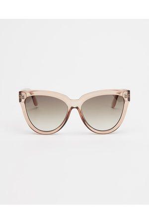 Le Specs Women Sunglasses - Liar Lair - Sunglasses (Nougat) Liar Lair