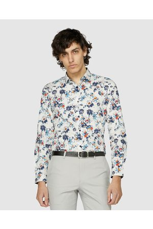 Jack London Men Business - Marlow Floral Shirt - Shirts & Polos Marlow Floral Shirt