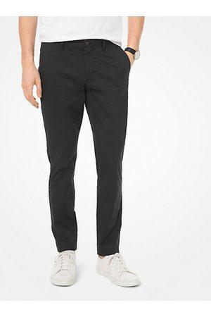 Michael Kors MK Skinny-Fit Stretch-Cotton Chino Pants - - Michael Kors