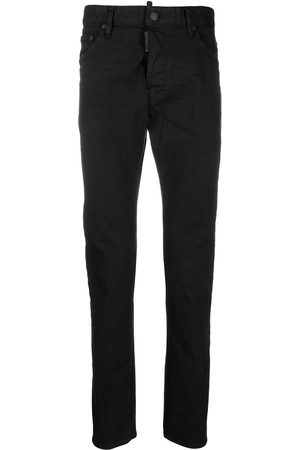 Dsquared2 Logo-patch jeans