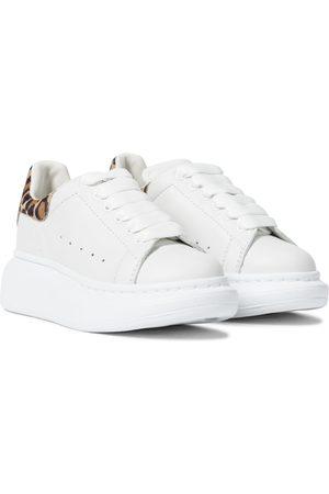 Alexander McQueen Leather sneakers